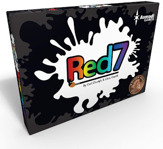 Red 7 board game