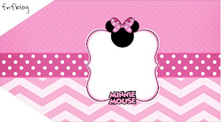 Pretty Minnie in Pink: Free Party Printables.