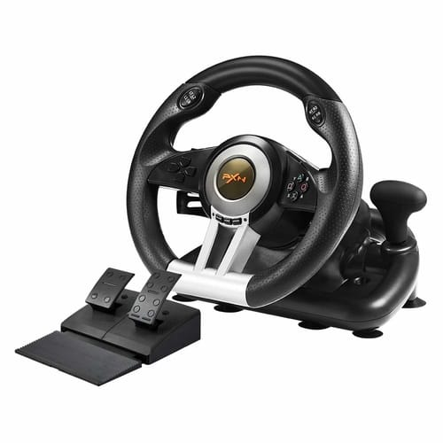 Review PXN V3II PC Car Racing Wheel