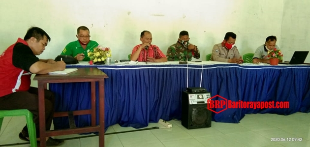 Sebanyak 88 KK masuk dalam daftar usulan calon penerima BLT provinsi tahap II desa Dayu