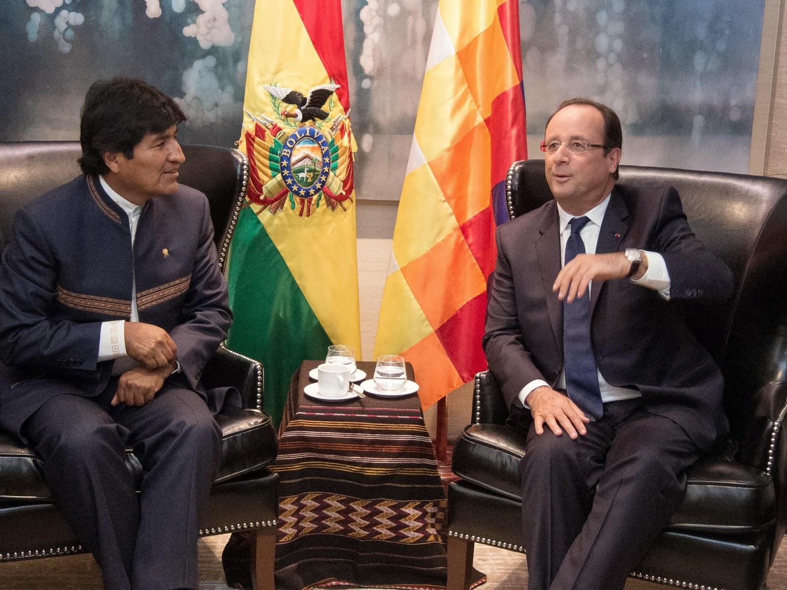 Bolivia Lo Mejor Que Tenemos Evo Morales Califica De