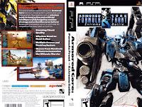 Armored Core Formula Front Extreme Battle PSP
