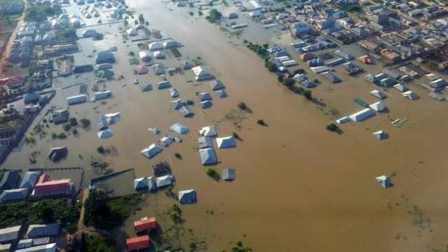 Niger heavy floods kill 38 and 92,000 left homeless