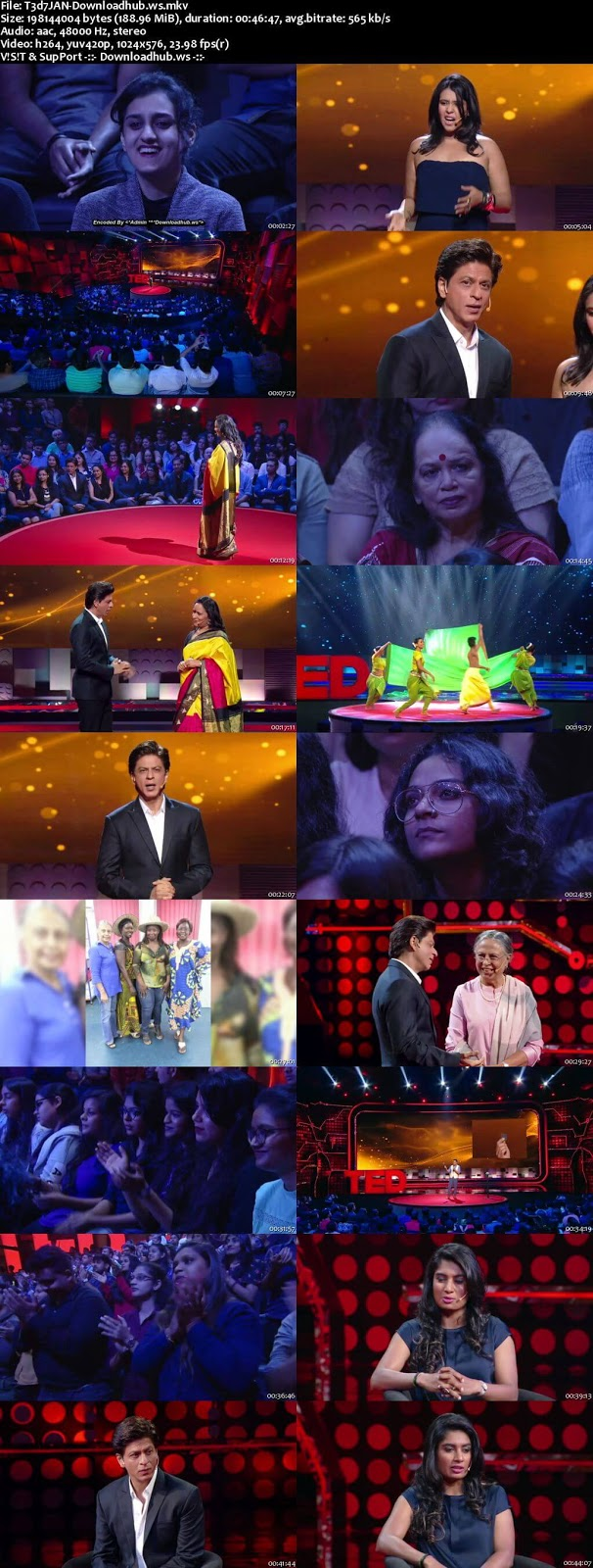 TED Talks India Nayi Soch 07 January 2018 480p HDTV Download