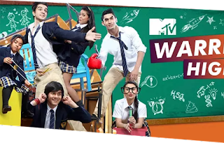Sinopsis Warrior High Episode 1