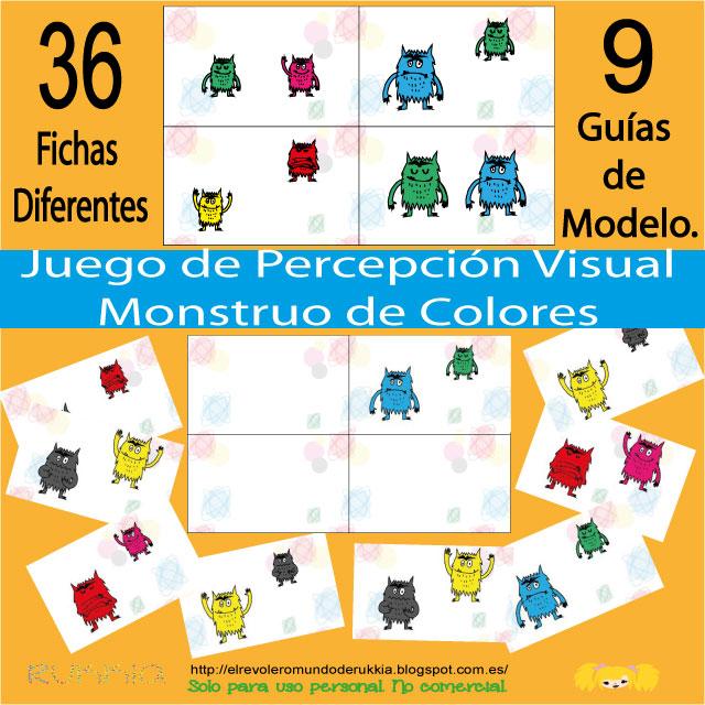 juego.monstruo.de.colores