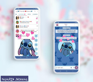Lilo & Stitch Theme For YOWhatsApp & Fouad WhatsApp By Nanda