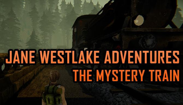 Jane Westlake Adventures The Mystery Train Free Download PC Game Cracked in Direct Link and Torrent. Jane Westlake Adventures – The Mystery Train – Follow Jane Westlake on her quest to discover the secret of a mysterious train and stop it from leaving with its cargo.