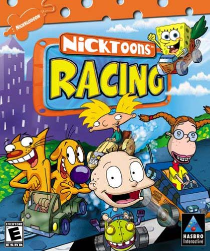 Now You Can Give Angelica Her Comeuppance Help Spongebob Be A Winner Or Simply See How Catdog Manages To Drive Race Car Nicktoons Racing Will Thrill
