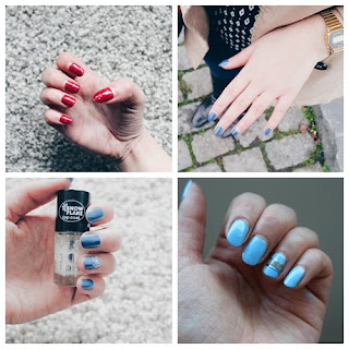 Clothes & Dreams: Instadiary: nail arts
