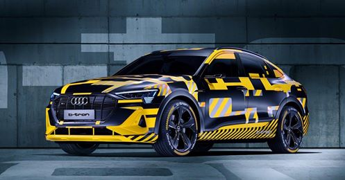 Audi Announces New Energy Future in Clean-Honey Powered Audi b-tron