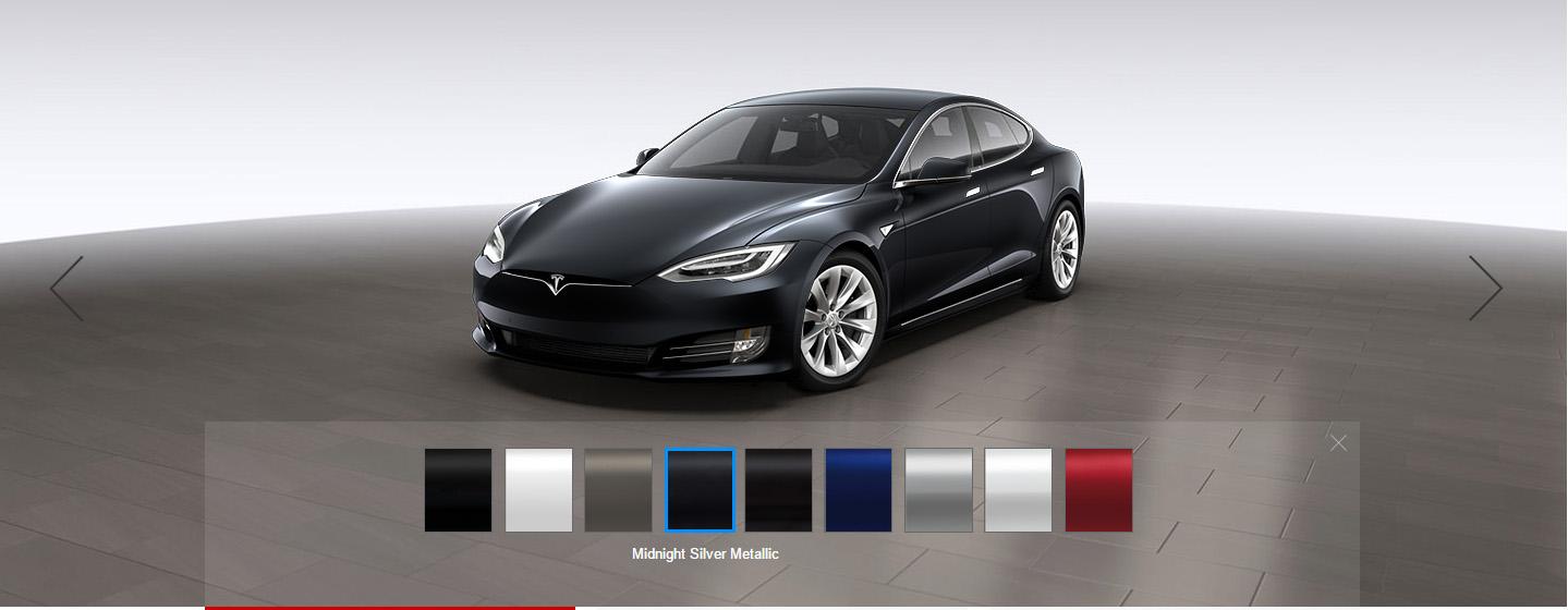 Tesla Model S Facelift (2017) 22