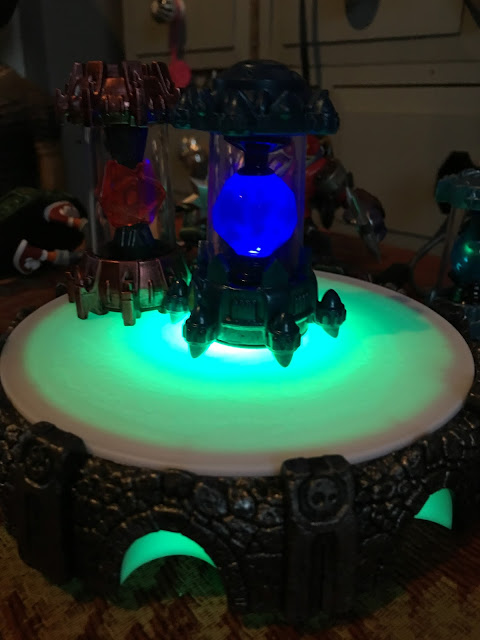 Crystals on Portal #SkylandersImaginators