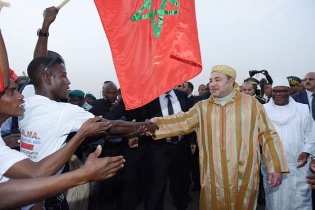 """باحثون وصحفيون.. المغرب بقيادة جلالة الملك محمد السادس نصره الله """"شريك موثوق"""" لأفريقيا"""
