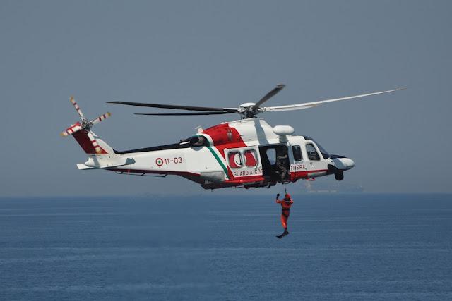 Guardia Costiera Finanza elicotteri AW139