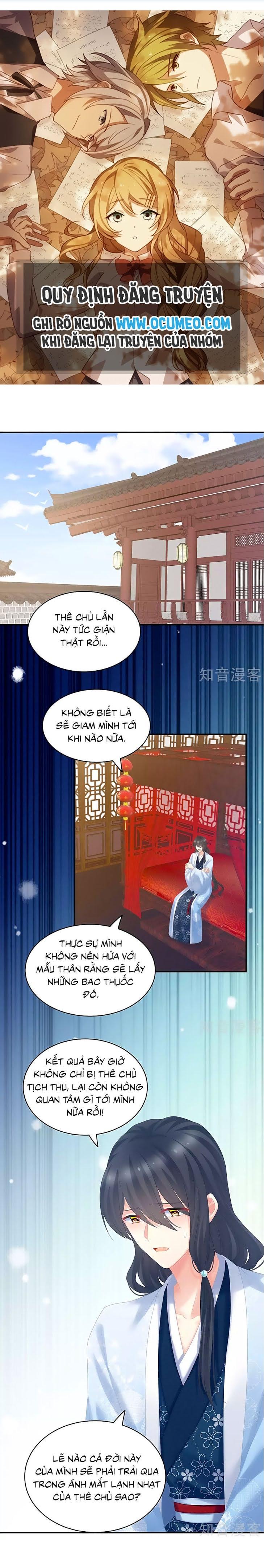 Hậu Cung Của Nữ Đế Chapter 214 - upload bởi truyensieuhay.com