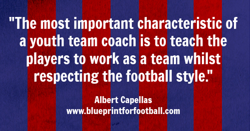 Blueprint for football i never look for players who take advantage blueprint for football youve worked in spain holland denmark and now israel how have these experiences helped you grow as a coach malvernweather Choice Image