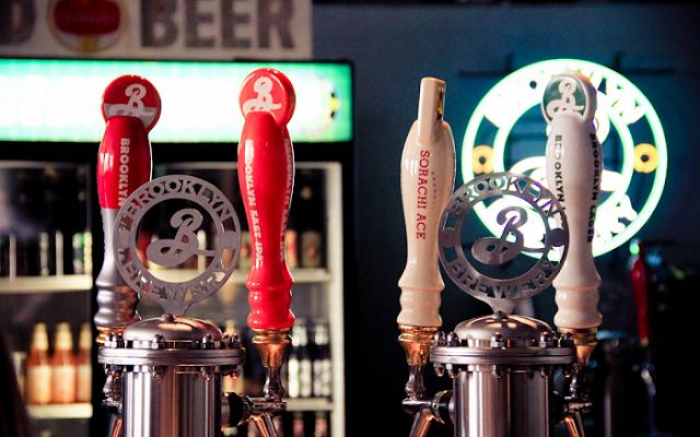 Cervejaria Brooklyn Brewery em Nova York