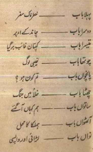 Urdu Story for Kids