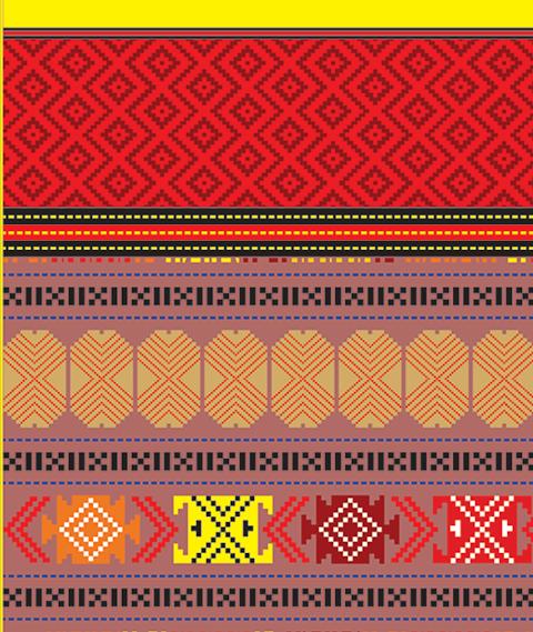 Traditional-Art-Textile-Border-Design-8076