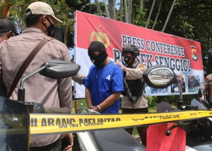 Polisi Bongkas Kasus Penggelapan Puluhan Motor di Lombok Barat