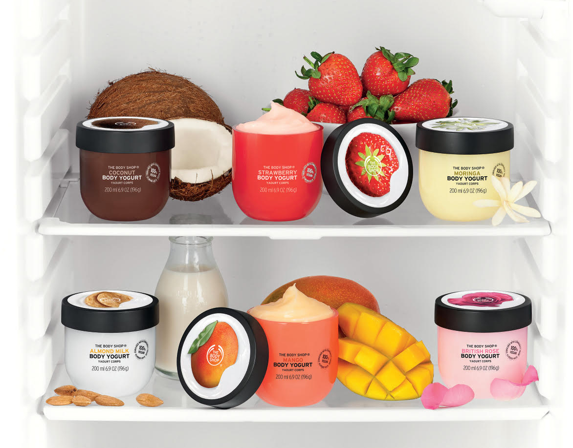 Body Yogurts, de The Body Shop