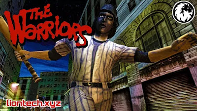لعبة The Warriors psp 2020