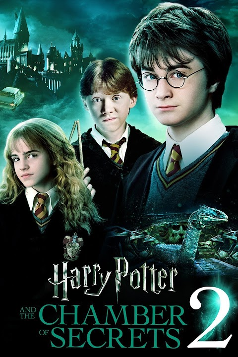 Herri Potter 2 dhe Dhoma e Sekreteve Dubluar ne shqip