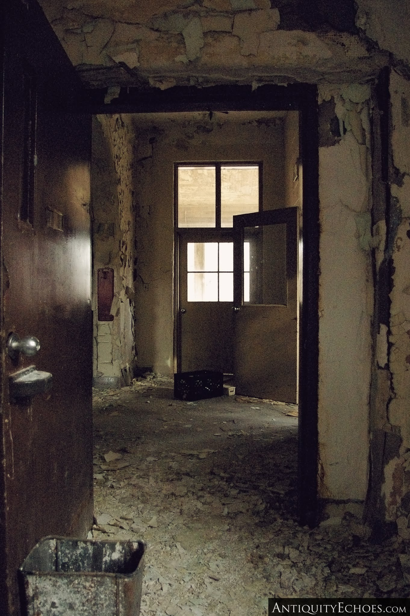 Overbrook Asylum - Endless Doorways