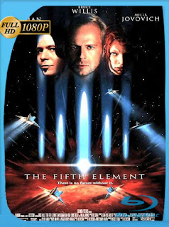El Quinto Elemento (1997) REMASTERED HD [1080p] Latino [GoogleDrive] SilvestreHD