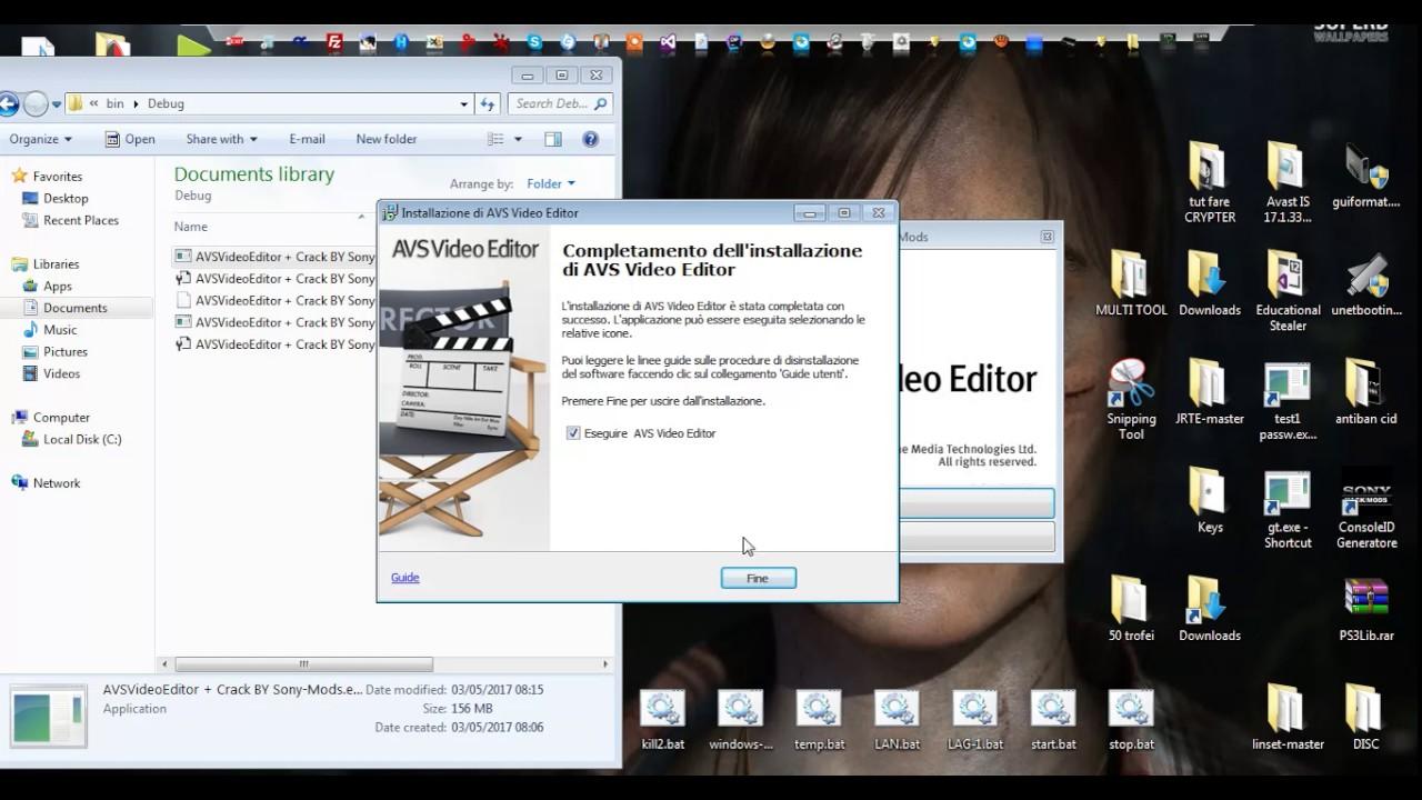 AVS Video Editor 8 0 1 300 Crack+Activation Code Download