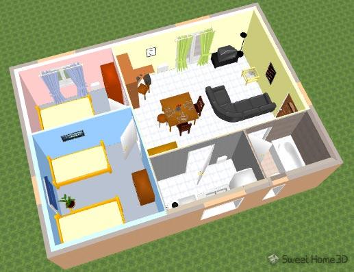 9 Contoh Desain dan Model Rumah Minimalis Modern Elegan Sederhana