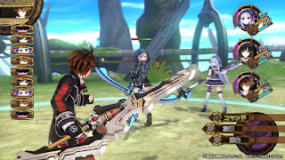 Fairy Fencer F (PC) 2015