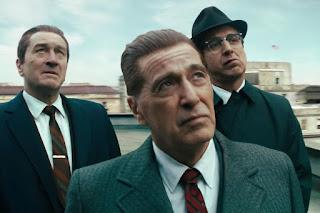 filme 'O Irlandês', de Martin Scorsese para a Netflix, ganha pré-estreia no Cine Arte UFF, dia 14/11