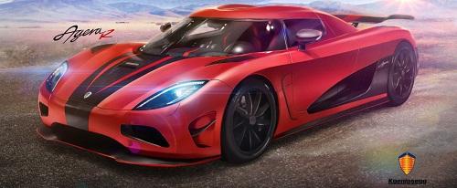 Koenigsegg Agera R - Mobill Termahal di dunia