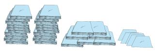 Sisa kertas dapat ditentukan dengan melakukan pengurangan www.simplenews.me
