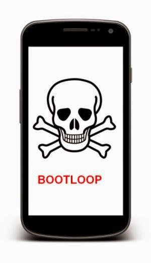 Solusi Bootloop Setelah Install Themes CM11 1