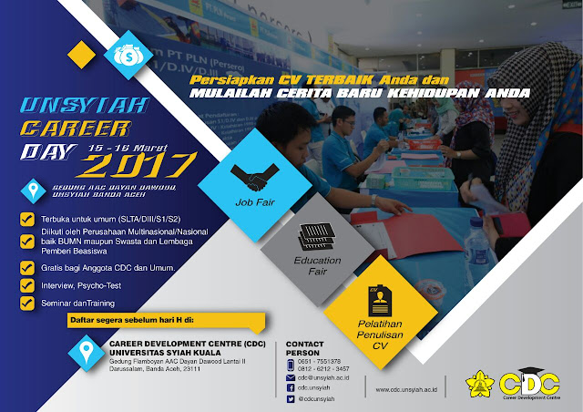 UNSYIAH CAREER DAY