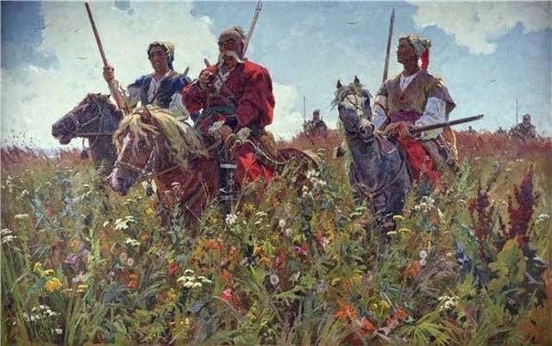 Засвистали козаченьки