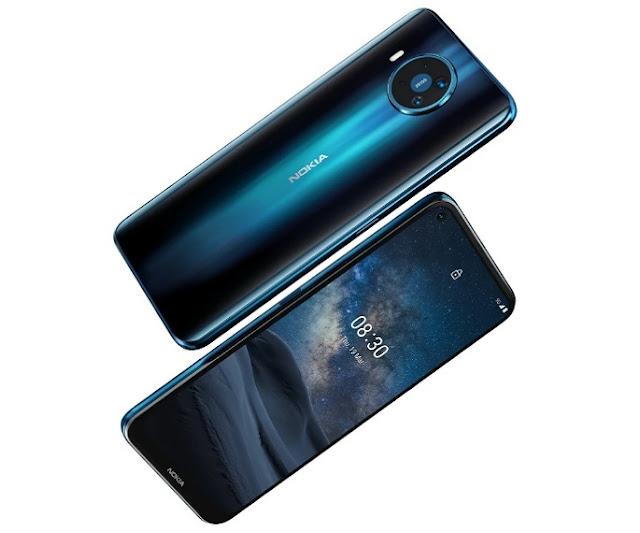 هاتف Nokia 8.3 - 5G يحصل على تحديث android 11
