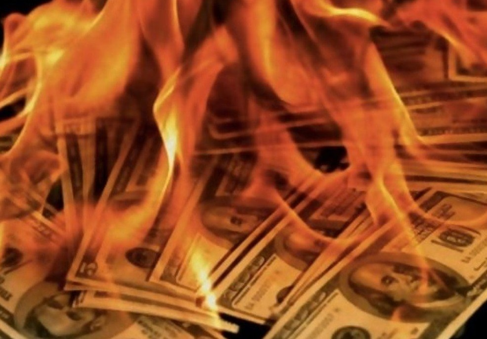 Bakar Uang Untuk Meningkatkan Penjualan Dalam Ilmu Marketing