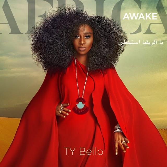 "TY Bello Unveils New Album Titled ""Africa Awake"""