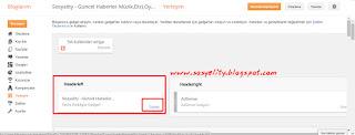 Blogger, Blogger Logo Ekleme, Blogger Logo Yükleme, Blogspor Logo ekle, Blogspot Logo yükle, Logo ekle blogger, Logo Ekleme, Seo,