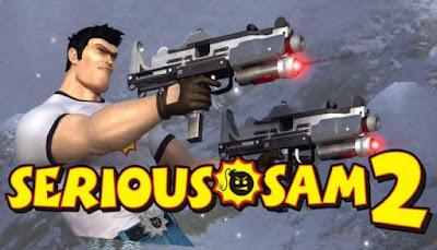 تحميل لعبة SERIOUS SAM 2 للكمبيوتر