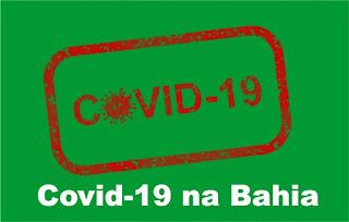 Imagem: Bahia: 1.660 novos casos de Covid-19 e mais 69 óbitos
