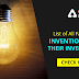 List of All Famous Inventions and their Inventor for AFCAT 2021 Exam:  Download Here