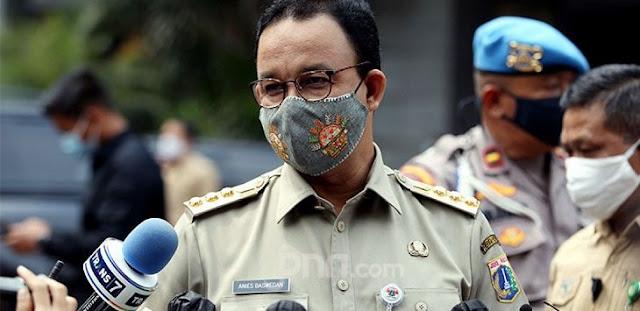 "Diprotes Sebagian Warga, Anies Baswedan Tetap Kukuh Izinkan Bangun Masjid, ""Ini Bukan Selera Tapi ini Objektif"""