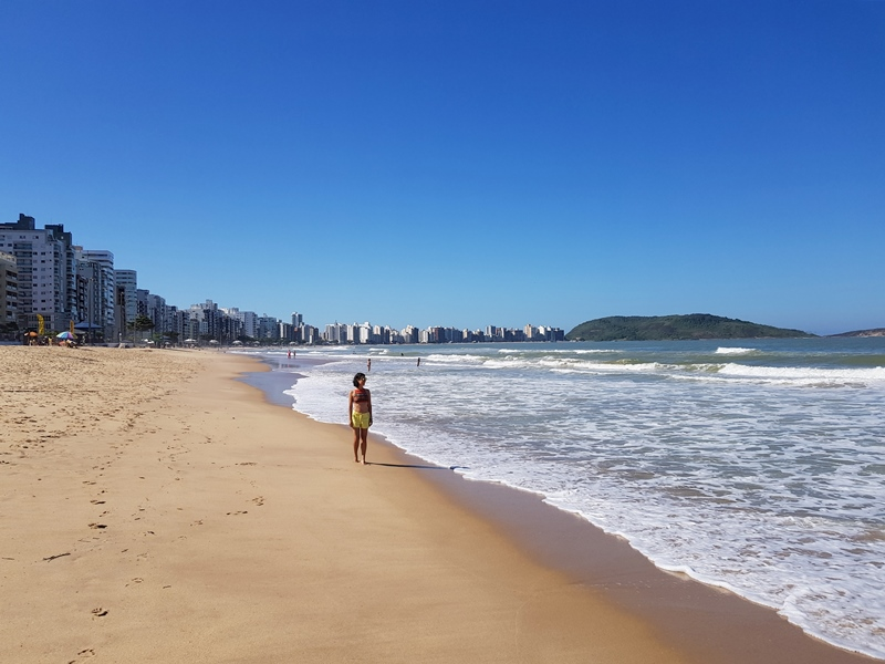Praia do Morro, Guarapari