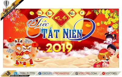 pano chúc mừng năm mới xuân canh tý 2020