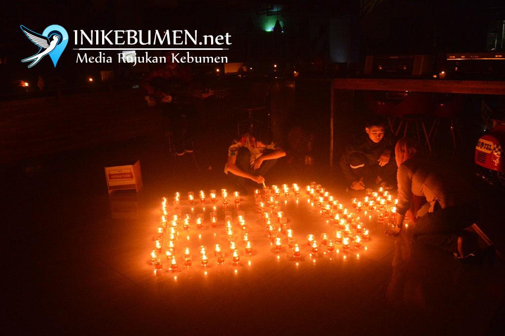 Earth Hour, Pemkab Kebumen Ajak Masyarakat Matikan Lampu Sejam